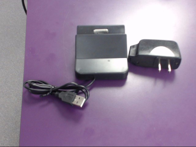 LG IPHONE/IPOD CHARGER, GEN 4 AND BEFORE