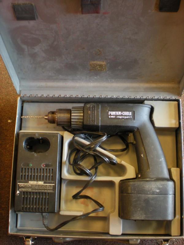 PORTER CABLE Cordless Drill 850 12V