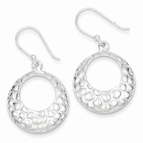 Silver Earrings 925 Silver 3.94g
