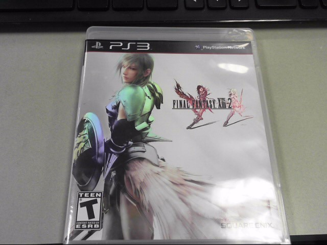 SONY Sony PlayStation 3 FINAL FANTASY XIII-2