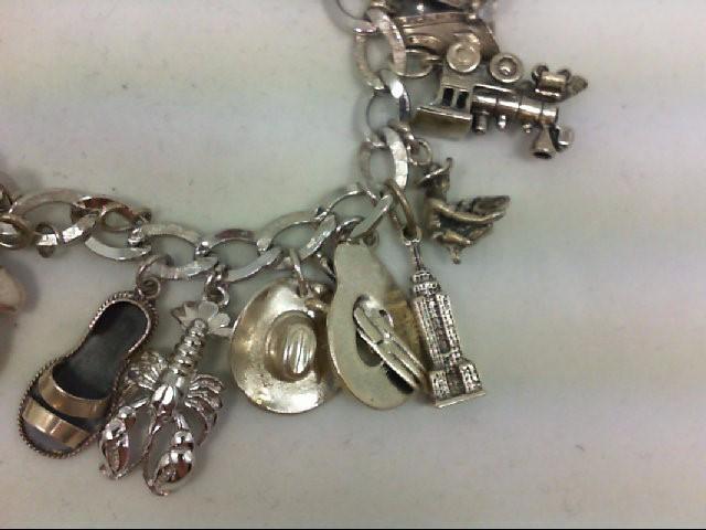 Silver Bracelet 925 Silver 57.7g