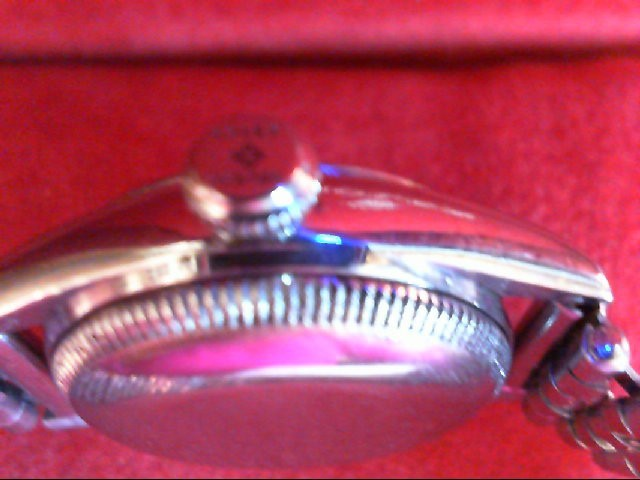 ROLEX Lady's Wristwatch 5002 BUBBLE BACK STAINLESS