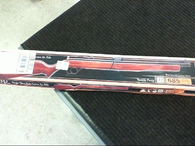 BENJAMIN SHERIDAN Air Gun/Pellet Gun/BB Gun 392PA