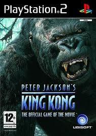 SONY Sony PlayStation 2 PETER JACKSONS KING KONG