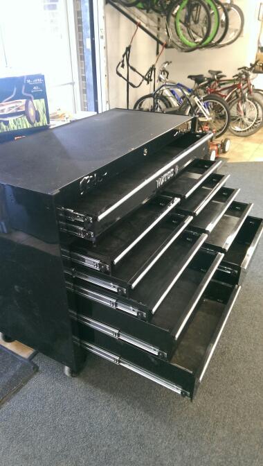 Matco Rollaway Tool Box 4225R-BC