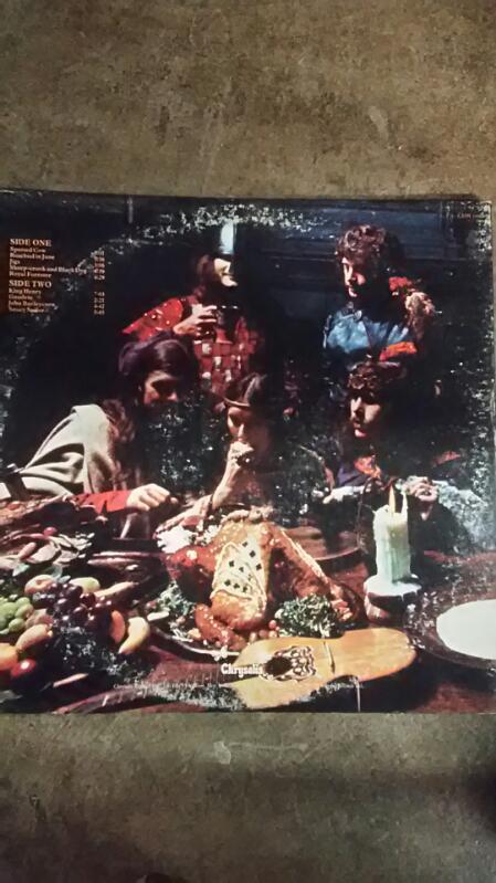 Below the Salt Steeleye Span Vinyl