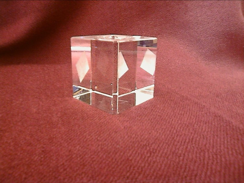 MISC NEW MISC NEW MISC NATURAL GEMS COMPANY 40X40X40CLEAR; 40X40X40XCLEAR CRYSTA