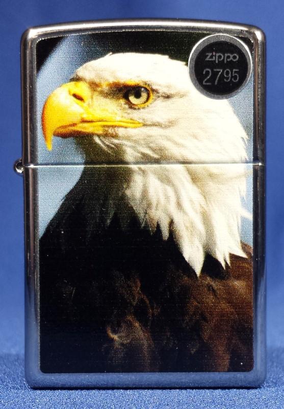 ZIPPO 2012 BALD EAGLE