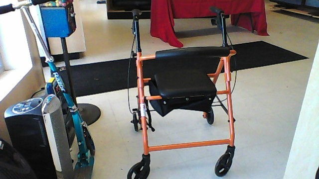 GUARDIAN Miscellaneous Appliances ROLLATOR WITH HAND BRAKES (WALKER)