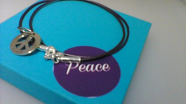 SISTER ACCORD NECKLACE-PEACE