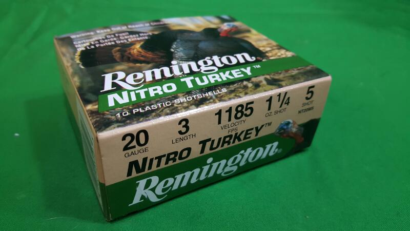 REMINGTON FIREARMS Ammunition NITRO TURKEY