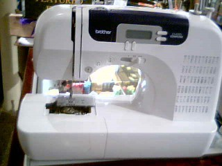 BROTHER Sewing Machine CS6000I