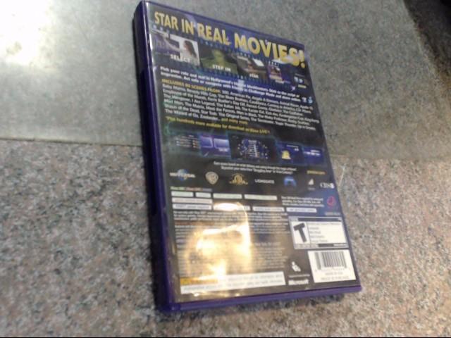 MICROSOFT XBOX 360 YOOSTAR 2 IN THE MOVIES