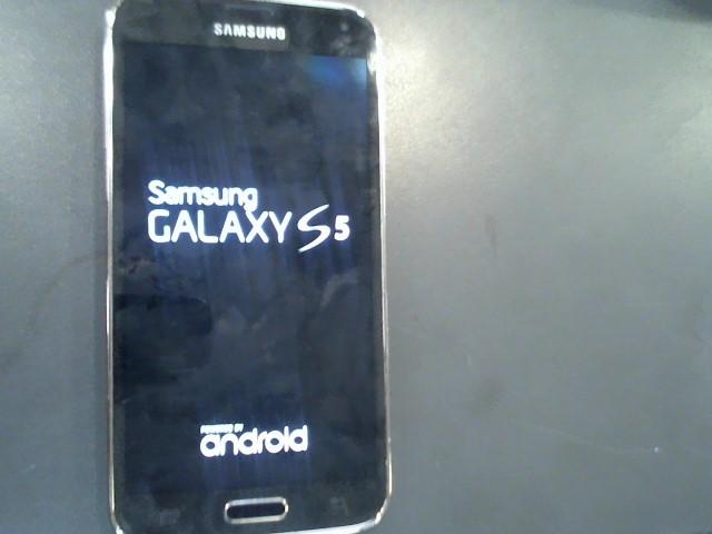 SAMSUNG Cell Phone/Smart Phone GALAXY S5 SM-G900A