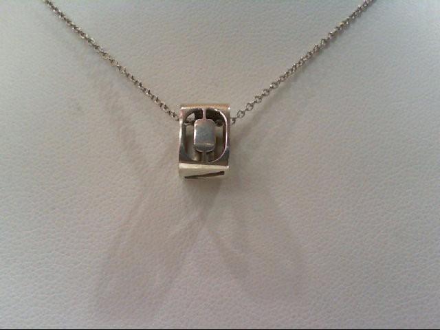 Silver Pendant 925 Silver 2.7g