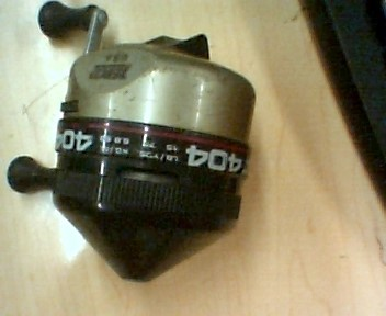 ZEBCO Fishing Tackle 404 REEL