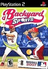 SONY Sony PlayStation 2 BACKYARD BASEBALL