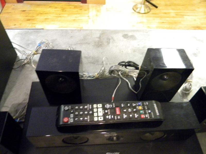 SAMSUNG Digital Media Receiver HTE5400SAM