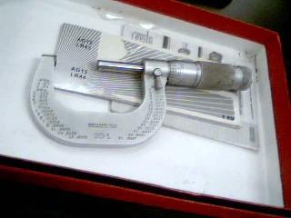 BROWN & SHARPE Micrometer 20-1
