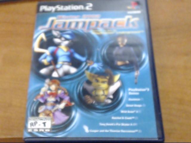 SONY Sony PlayStation 2 WINTER 2002 JAMPACK