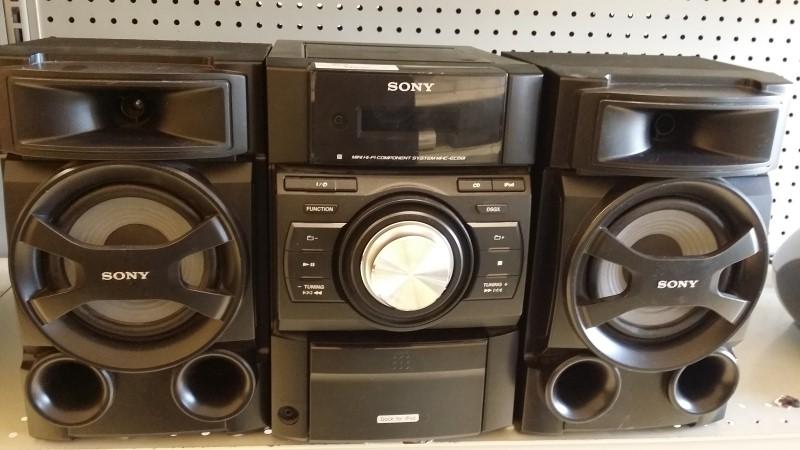 SONY Radio HOD-E069-2010