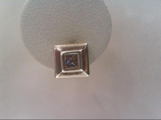 Silver Earrings 925 Silver 1.9g