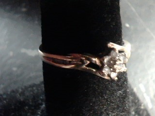 Lady's Gold Ring 10K Yellow Gold 1.1dwt
