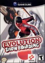 SONY Sony PlayStation 2 EVOLUTION SNOWBOARDING