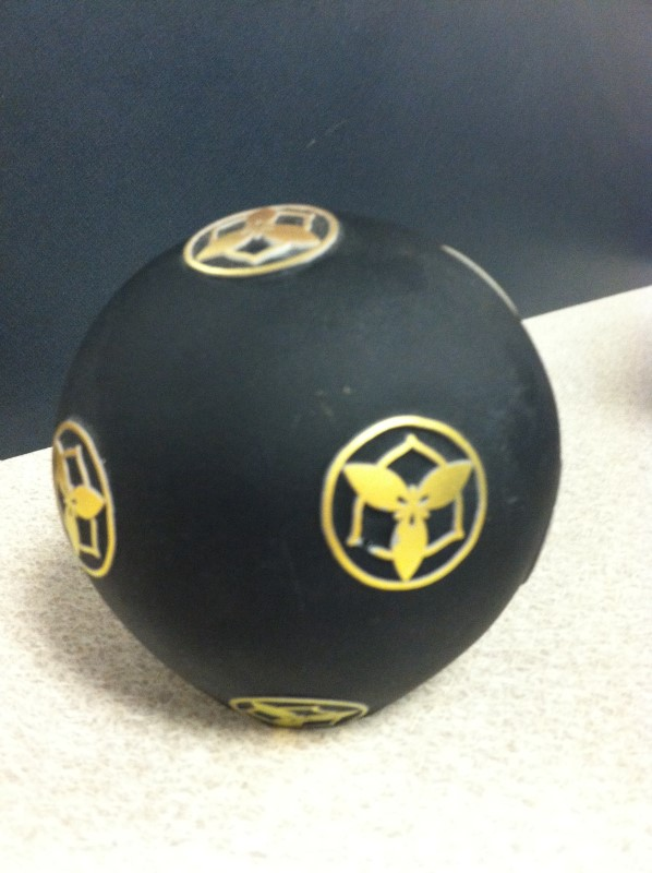 BLK ONYX PAPER WEIGHT