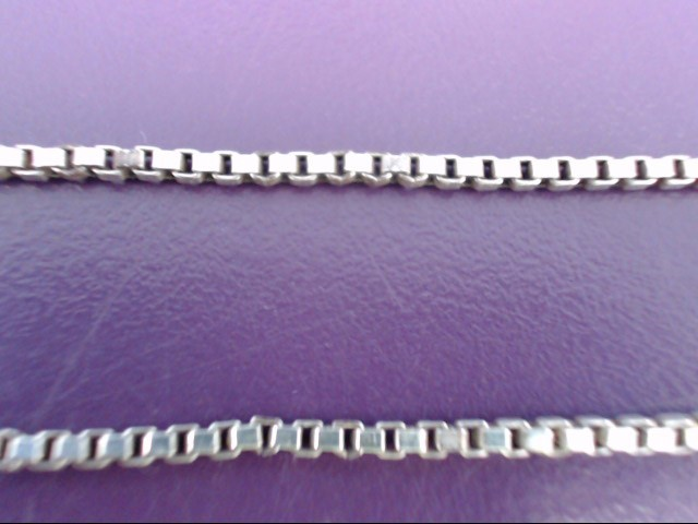 "18"" Silver Chain 925 Silver 5.3g"