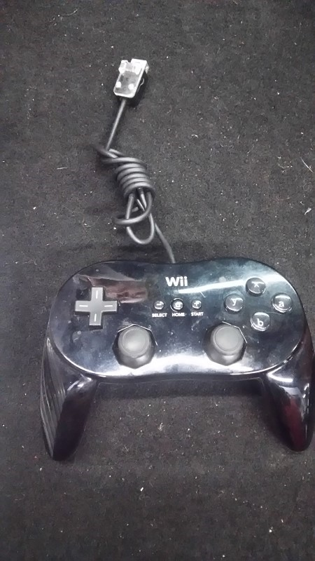 Nintendo Wii Controller - Black