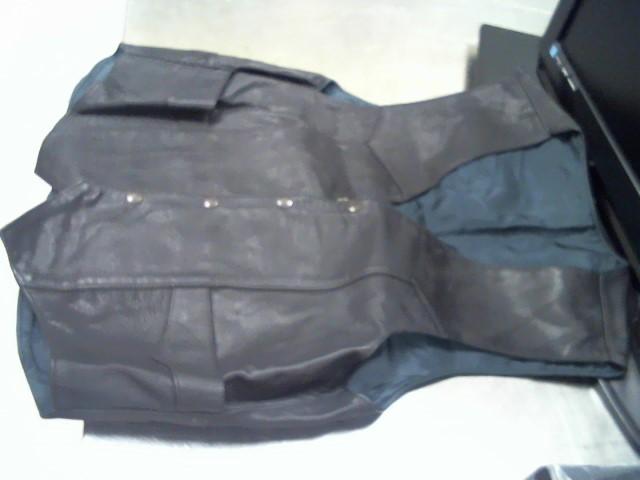 Clothing LEATHER VEST