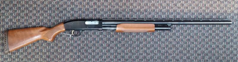 MOSSBERG Shotgun 500A 12GA