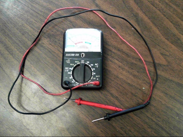 ELECTRO TEK Miscellaneous Tool MICROMETER