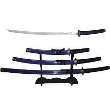 NONE Sword TRI-DECORATIVE SET