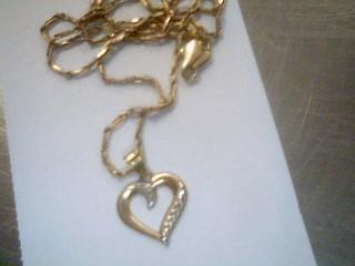 "20"" Gold Fashion Chain 14K Yellow Gold 6.4g"