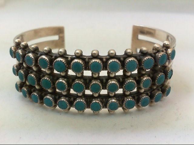 Silver Bracelet 925 Silver 42.8g