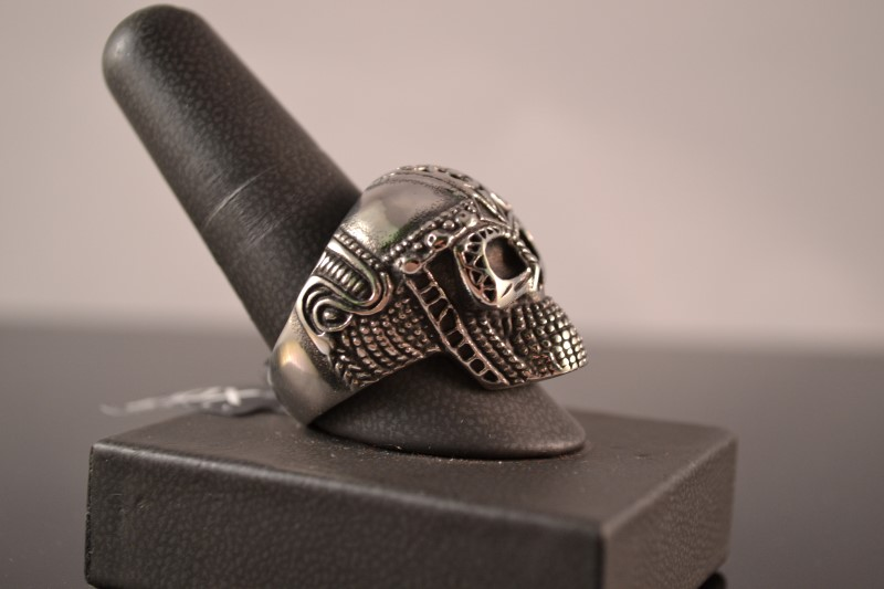 Gent's Ring Silver Stainless 19.6g