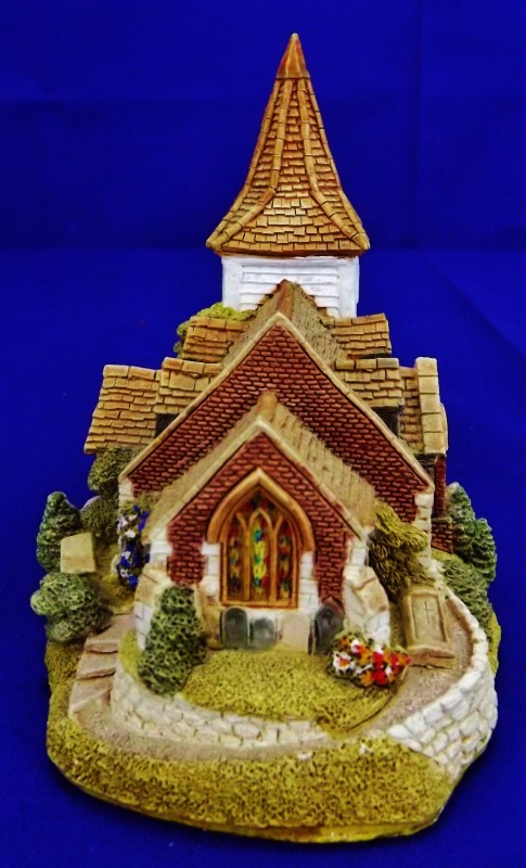 LILLIPUT LANE GREENSTED CHURCH