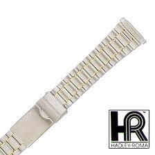 HADLEY ROMA Watch Band MB5707T