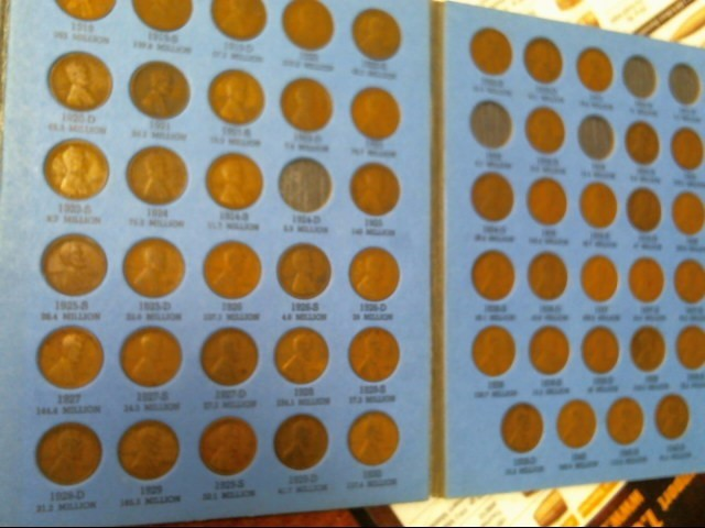 LINCOLN PENNY COLLECTION