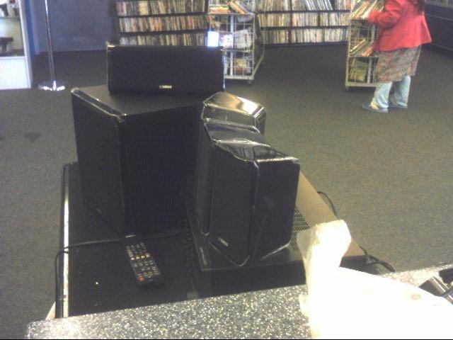 YAMAHA Surround Sound Speakers & System YHT-4910UBL
