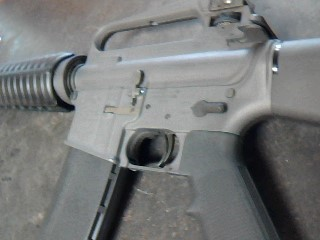 COLT Rifle SPORTER MATCH H-BAR