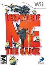 NINTENDO Nintendo DS Game WII DESPICABLE ME THE GAME