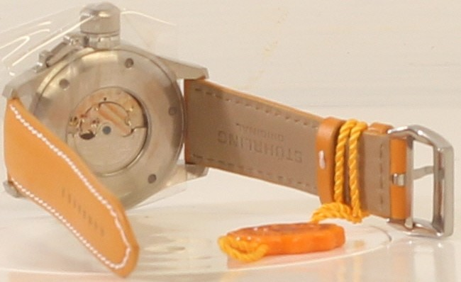 STUHRLING Sea Hawk Automatic Self Winding Wristwatch CAL ST-90016