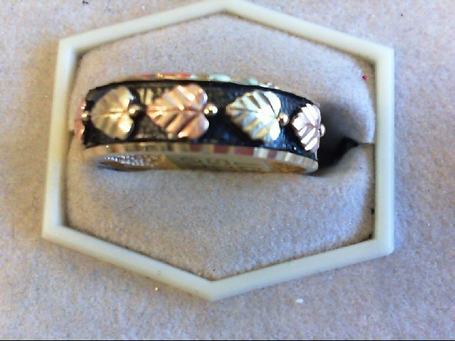 Gent's Gold Ring 10K Yellow Gold 5.1g Size:11