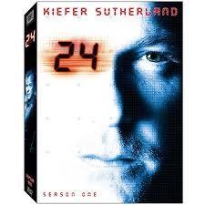DVD BOX SET DVD 24 SEASON ONE