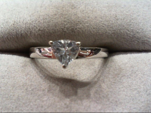 Lady's Silver Ring 925 Silver 1.7g