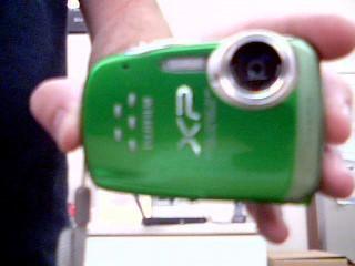 FUJI Digital Camera FINEPIX XP10