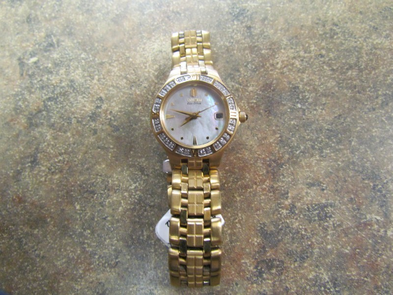 CITIZEN Lady's Wristwatch E011-S052471-KA
